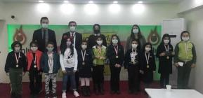 Çamlıca Okulları'nda İstiklal Marşı Heyecanı