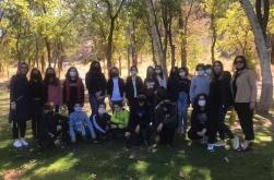 7.Sınıflarımız Orduzu Tabiat Parkında