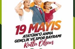 19 Mayıs Atatürk'ü Anma, Gençlik Spor Bayramı