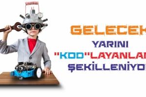 ROBOTİK KODLAMA DERSİ